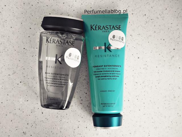 fryzomania.pl najlepszy sklep fryzjerski recenzja odżywka do włosów kerastase