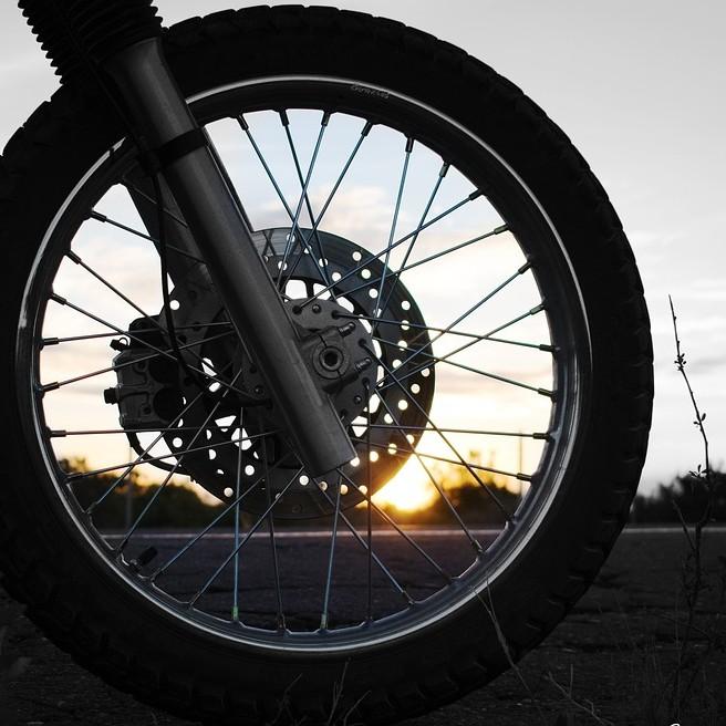 Fallece motociclista tras accidente de tránsito