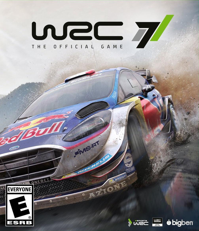 تحميل لعبة سباق السيارات الرالي WRC 7 FIA World Rally Championship