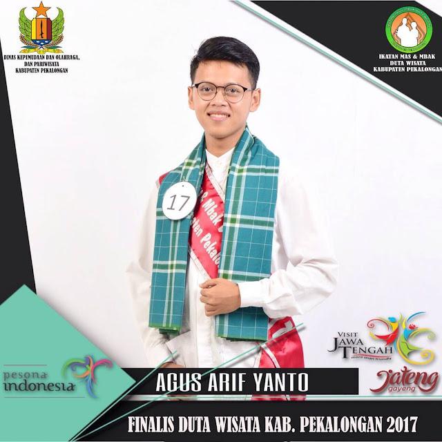 Caranya Dapet Gelar Mas Intelegensia Duta Wisata Kabupaten Pekalongan Versi Mas Intelegensia 2017