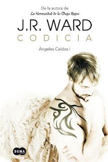 Codicia   Ángeles caídos #1   J.R. Ward