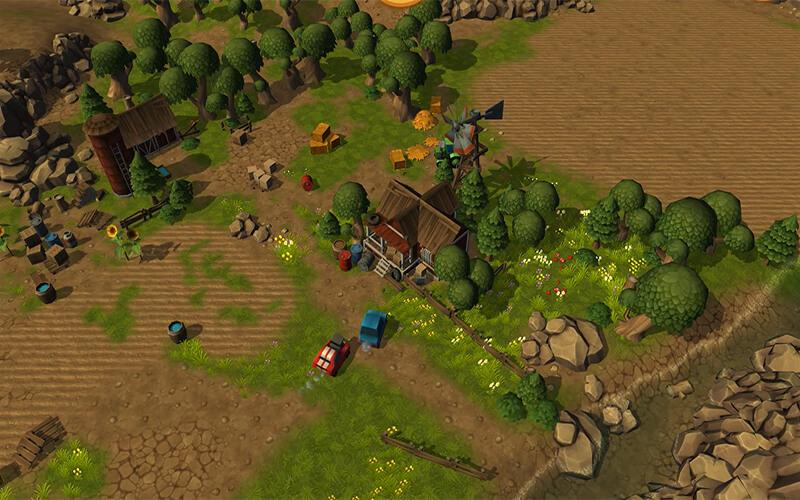 لعبة Farm Life