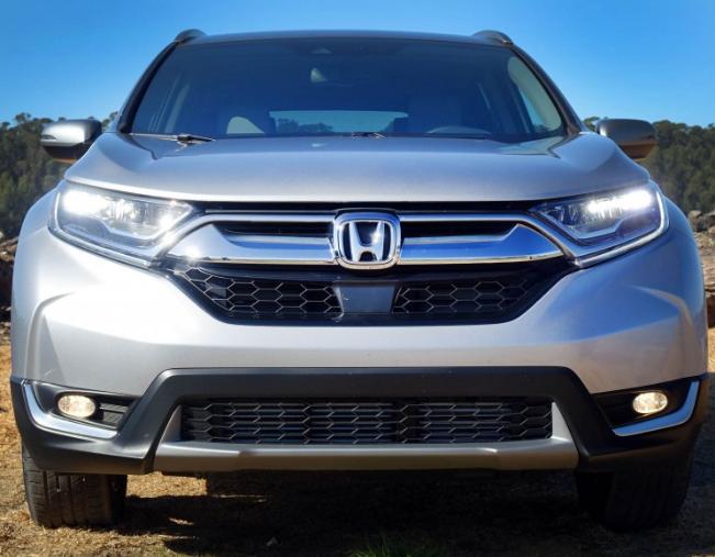 Honda CR-V New Model 2017