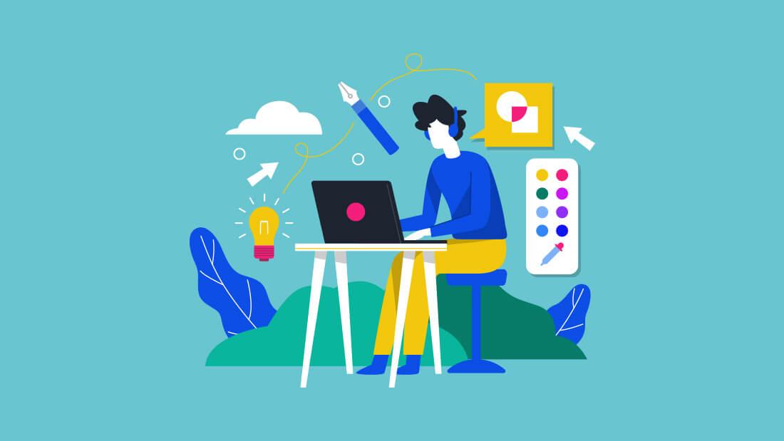 10 Keuntungan Menjadi Desainer Grafis