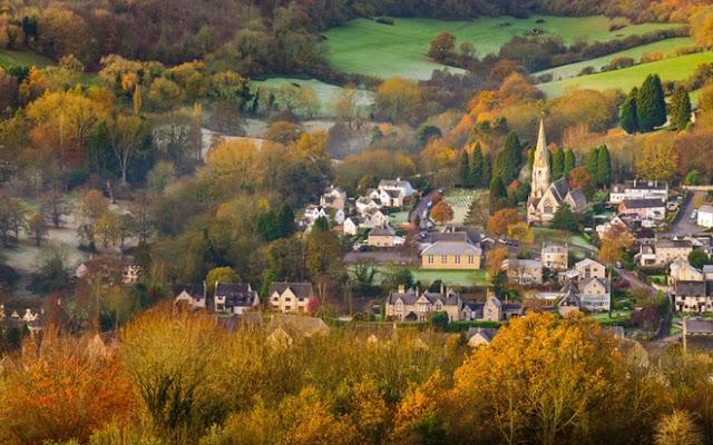 Những địa điểm khiến bạn ngây ngất trước cảnh sắc lá vàng khi mùa thu tới