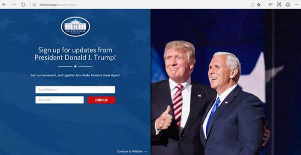 Noticias curiosas de Donald Trump