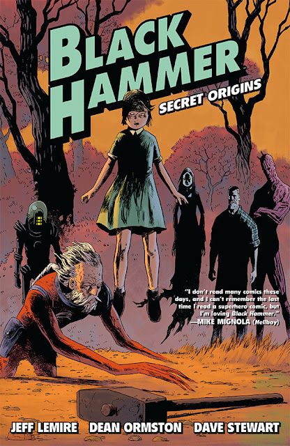 Black Hammer Orígenes descarga español mega