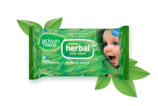 Jackson Reece, baby wipes