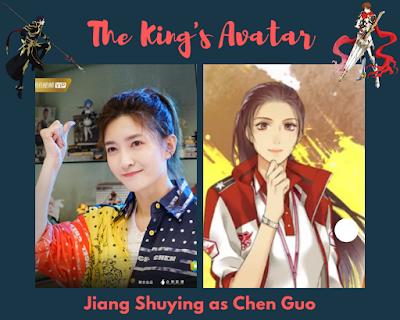 Jiang Shuying as Chen Gou