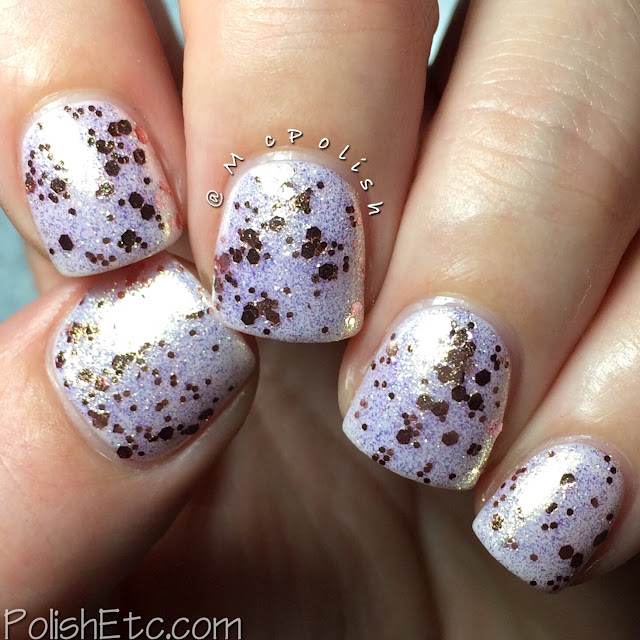 IBD Hideaway Haven Nail Lacquer - McPolish - Whimsical Wanderer