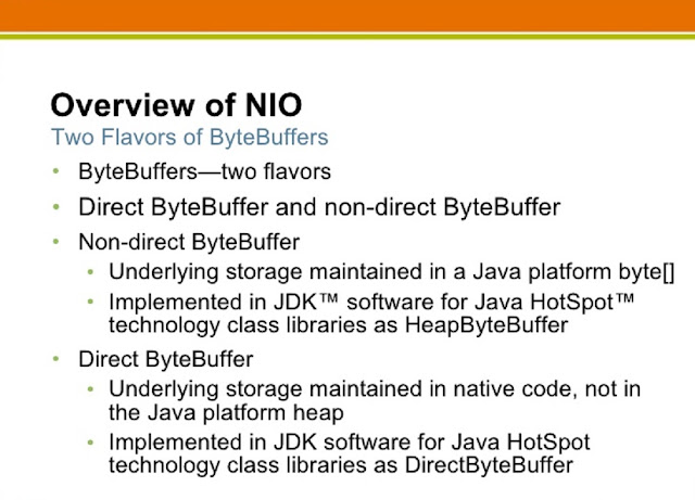 Direct vs Non-Direct vs Mapped ByteBuffer in Java