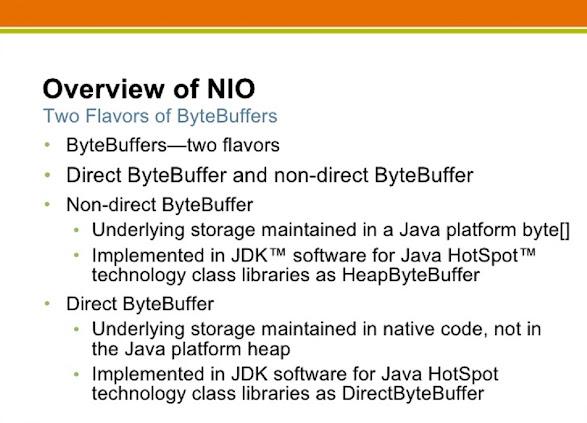 Direct vs Non-Direct vs Mapped ByteBuffer in Java