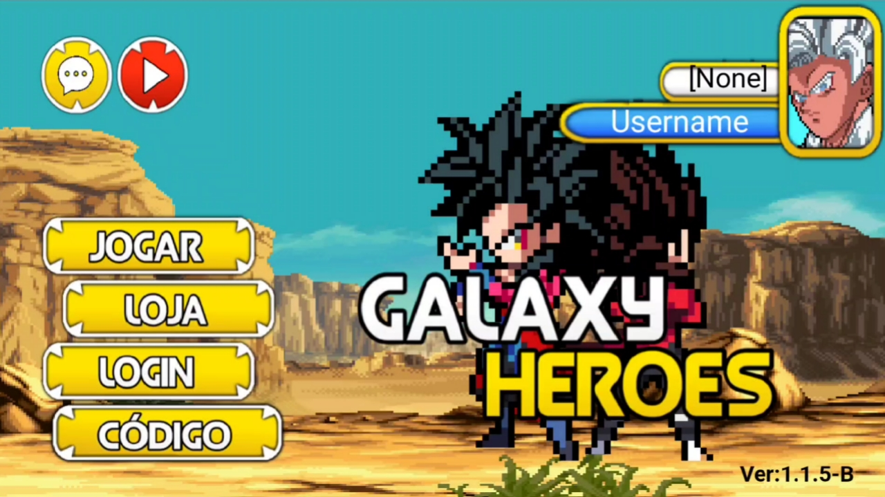 Galaxy Heroes Apk Download