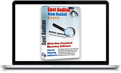 Nsasoft SpotAuditor 5.3.1 Full Version