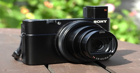 Sony DSC RX100 M6