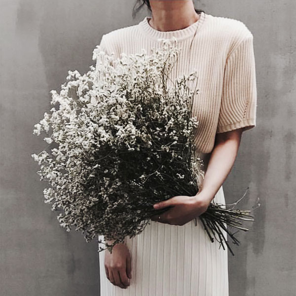 Style File: The Surprising Return of Baby's Breath