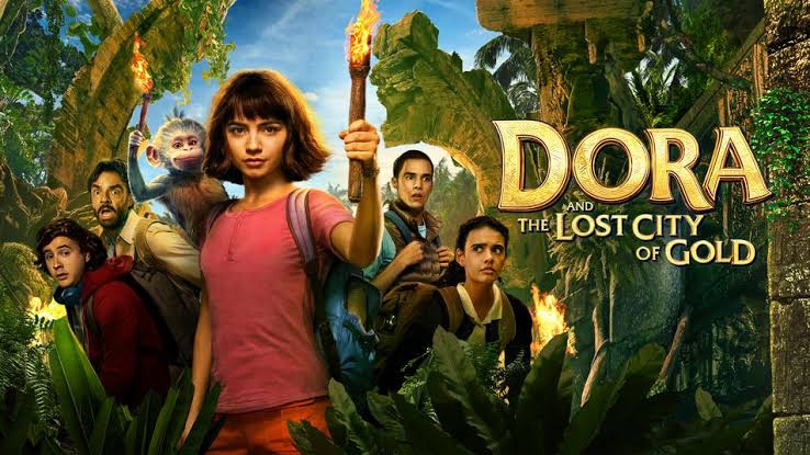 Dora and the Lost City of Gold (2019) Bluray Subtitle Indonesia