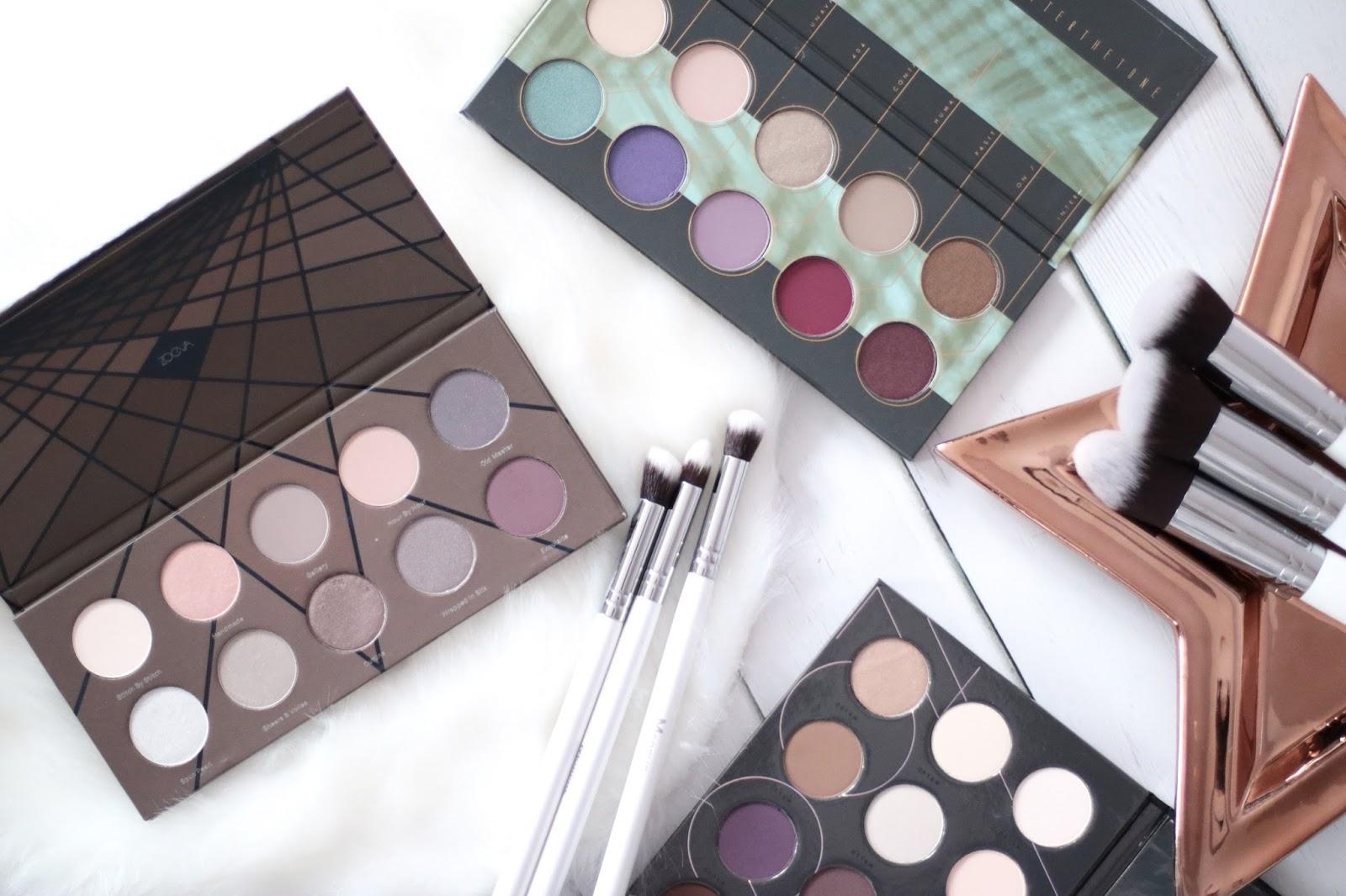 Ho Ho Ho Santa's Gift - Zoeva Offline Eyeshadow Palette, En Taupe, Warm Spectrum ( Part I )