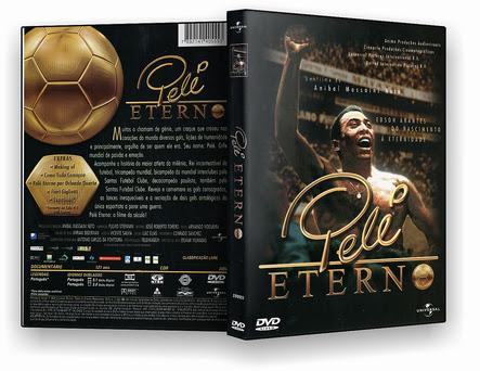Pelé Eterno (2004) DVD-R OFICIAL