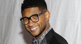 Usher (Nilai Bersih: $ 180 juta)