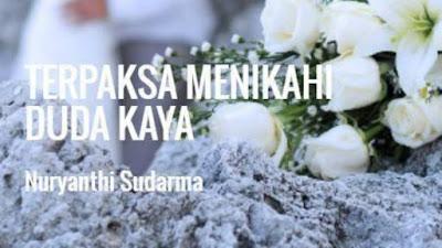 Novel Terpaksa Menikahi Duda Kaya pdf