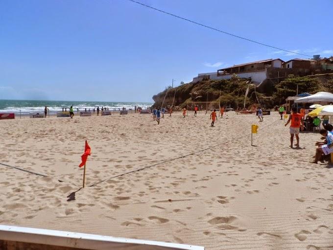 Beach Soccer Verão Fest Tibau 2020 começa neste sábado, 11