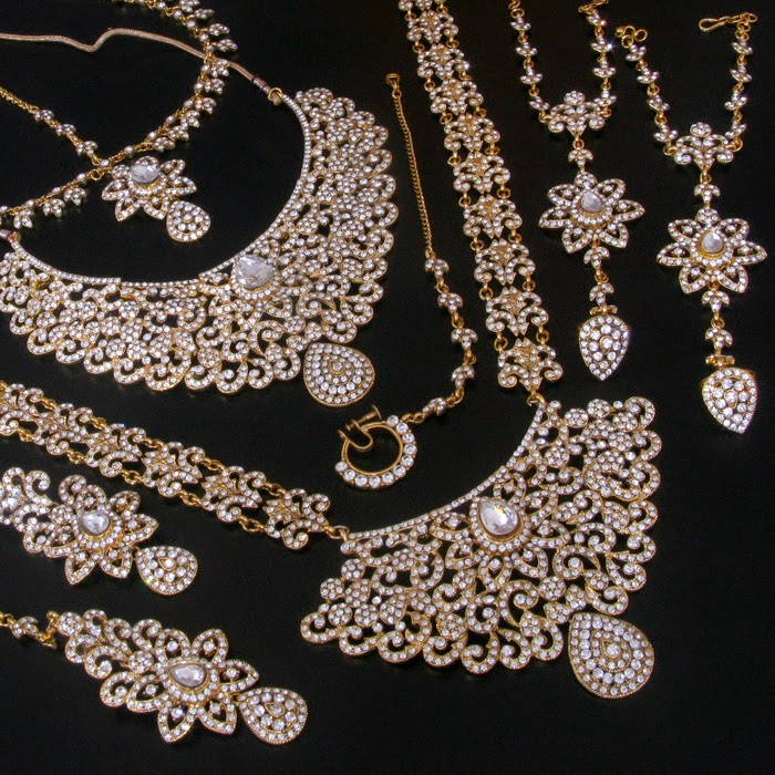 New Fashion Arrivals: Wedding Jewelry Awesome Design ...