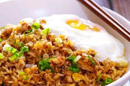 Inilah 4 Manfaat Nasi Goreng Bagi Kesehatan