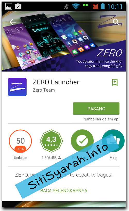 Tema Android Lucu
