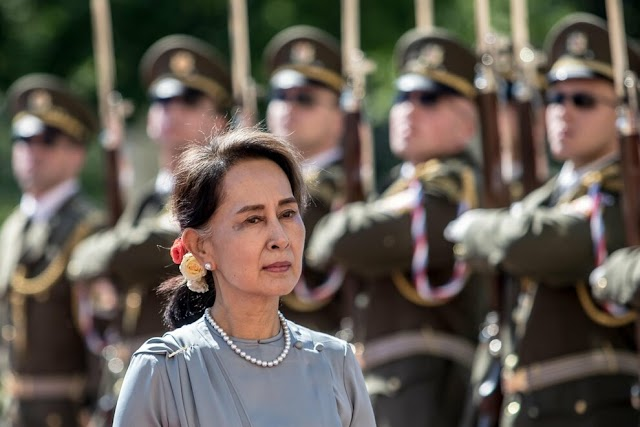 Sure,once again!Another military coup in Myanmar (Burma) : Aung San Suu Kyi has been detained after she won democratic elections in November 2020
