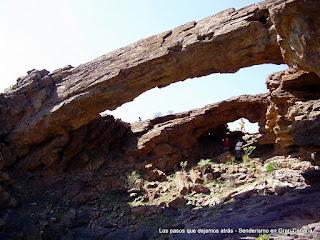 Arco del Coronadero