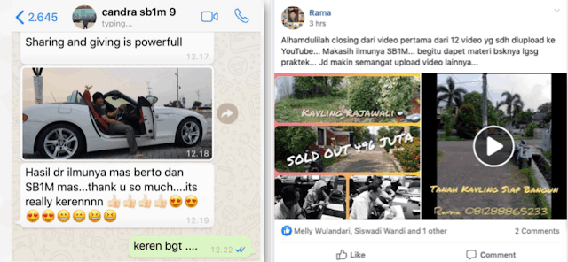 Pelatihan Kursus Internet Digital Marketing Mesuji