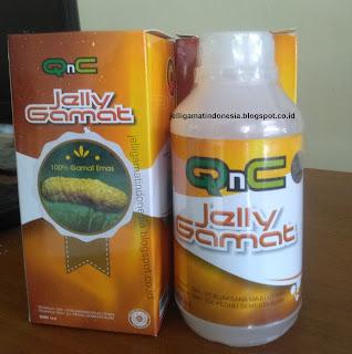 Obat Kista Ovarium Jelly Gamat