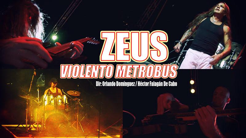 ZEUS - ¨Violento Metrobus¨ - Videoclip - Dirección: Orlando Domínguez - Héctor Falagán De Cabo. Portal Del Vídeo Clip Cubano