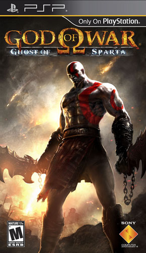 God of War - Ghost of Sparta - PSP - ISO Download