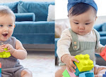 Free Super Soft 1st Building Blocks from Infantino