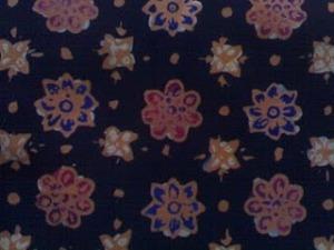 Batik Jambi Motif Kaca Piring