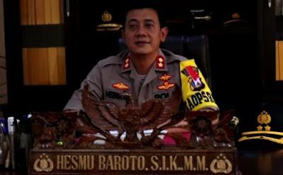 Puncak Hari Bhayangkara, Polres Tanggamus Buka Pelayanan SIM, SKCK di Pendopo Pringsewu