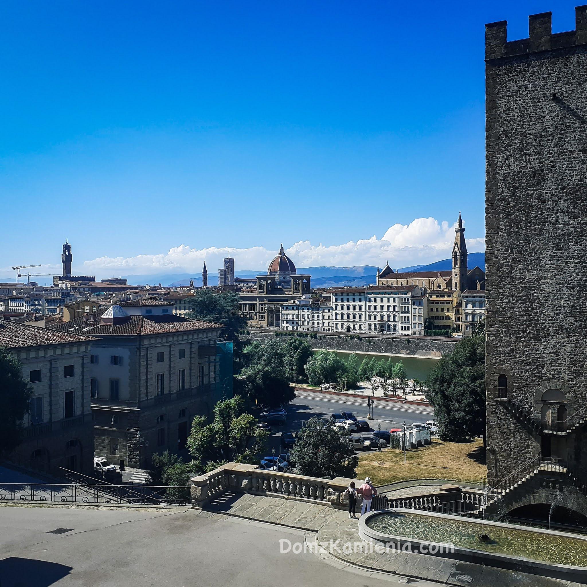 Florencja - Dom z Kamienia blog