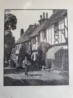 Chilham in Kent