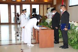 Murad Ismail Lantik Safitri Malik Soulisa dan Gerson Eliaser Selsily Pimpin Buru Selatan Hingga 2026