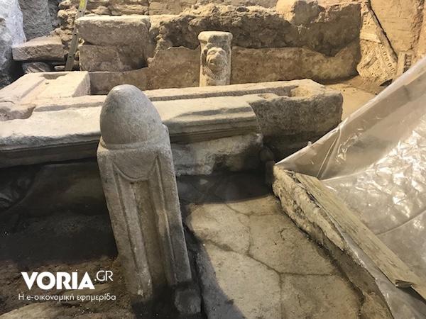 Θεσσαλονίκη: Τα Έργα Του Μετρό Αποκάλυψαν Αυτές Τις Εικόνες – Έκπληκτοι Οι Αρχαιολόγοι [Pics, Vids]