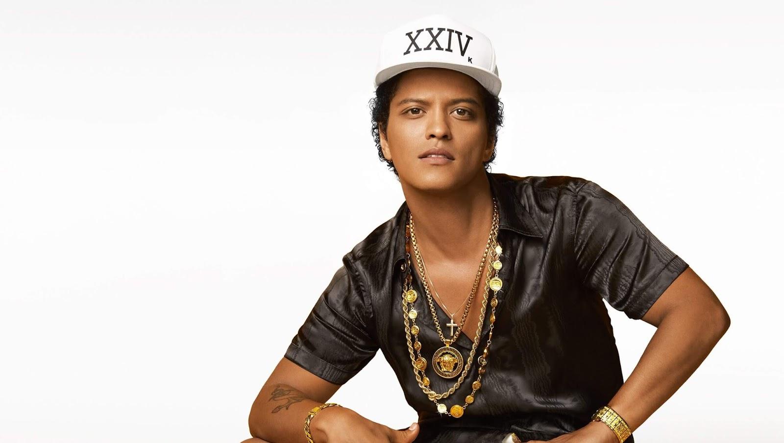 Bruno Mars abrirá los American Music Awards 2016