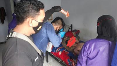 Warga Mendalo Gempar Atas Penemuan Mayat Laki-laki di Kamar Kost