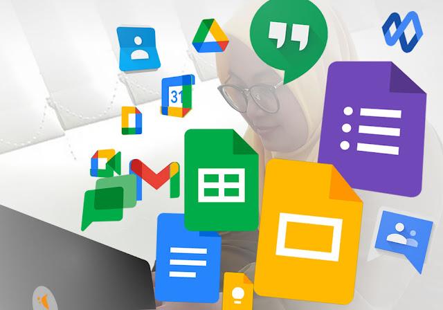 Apa itu Google Workspace?, Yuk Cari Tahu Diartikel Ini