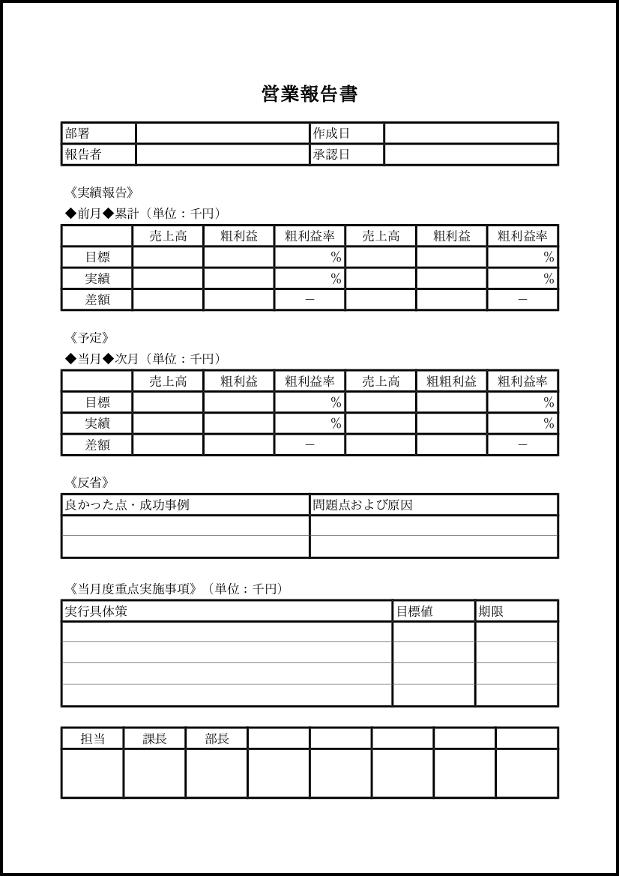 営業報告書 021