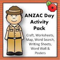 https://www.teacherspayteachers.com/Product/ANZAC-Day-Activity-Pack-Craft-Word-Search-Worksheets-Posters-and-more-2428832