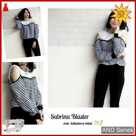 AND281 Sweater Wanita Sabrbabyterry Blaster Murah BMGShop