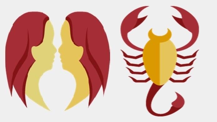 Segno Gemelli ascendente Scorpione