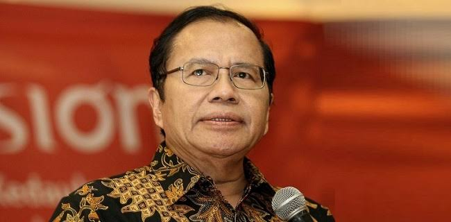 Rizal Ramli Sebut Kebijakan Jokowi Ditunggangi PengPeng & Pegusaha Reklamasi